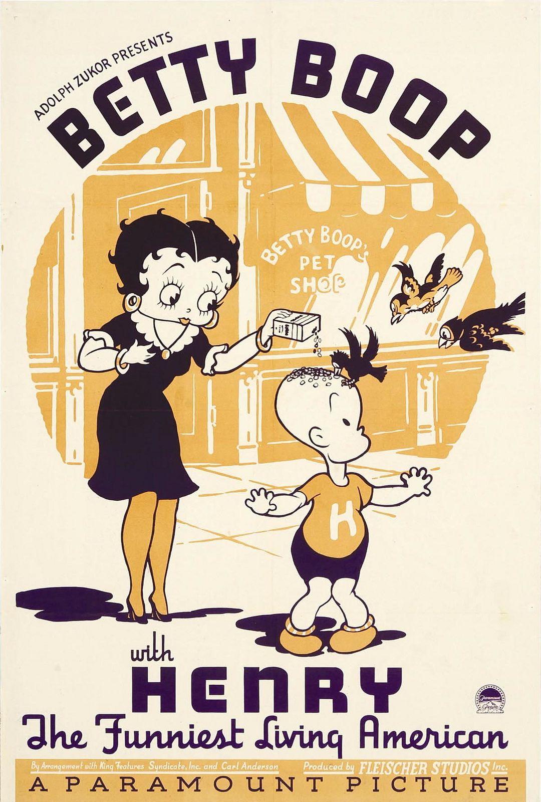 25 Art Deco Disney Movie Poster | Betty boop and Helen keller