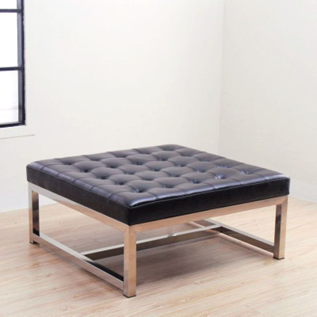 table ideas cocktail tufted coffee on leather pinterest about fabulous best ottoman interior
