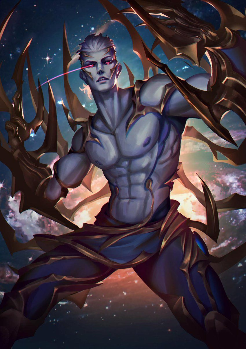 Galaxy Slayer Zed