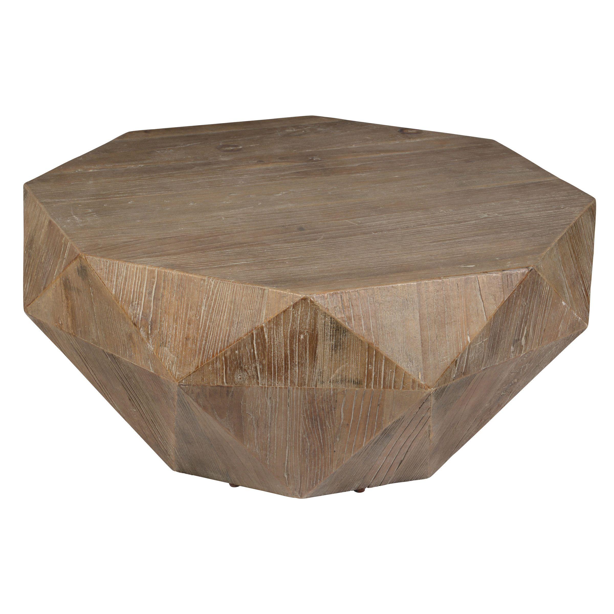 Bungalow Rose Armenia Coffee Table Coffee Table Wood Reclaimed Wood Coffee Table Coffee Table [ 2400 x 2400 Pixel ]