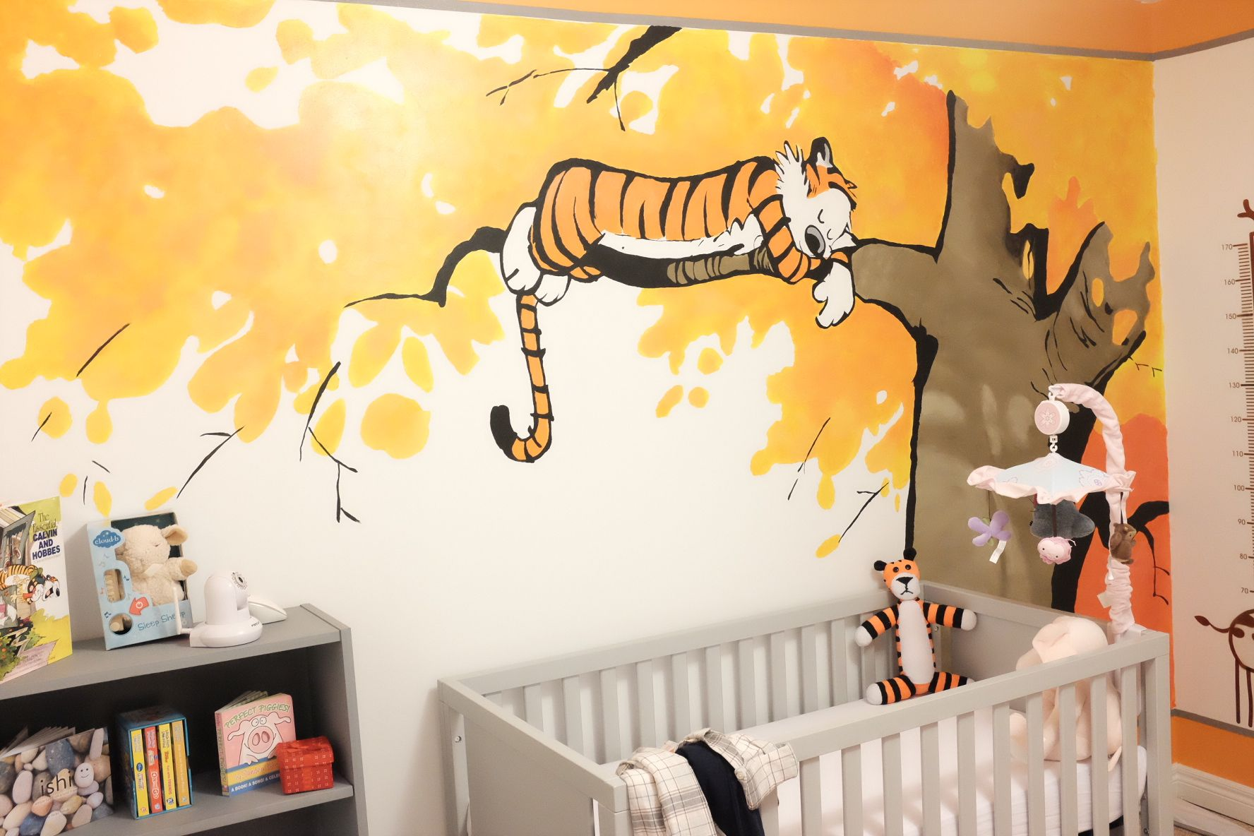 Calvin and Hobbes Mural … | The Perfect Space | Pinte…