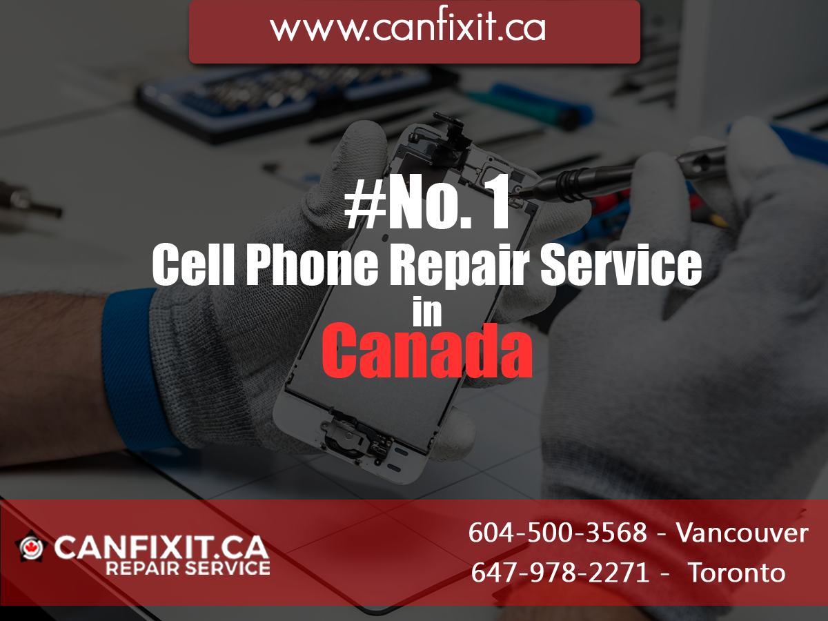 CanFixIt.ca is the No.1 cell phone repair service