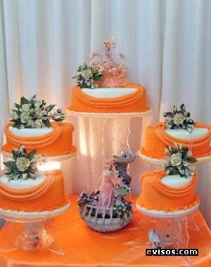 nuevas tendencias en decoracin de tortas tortas para fiestas de aos