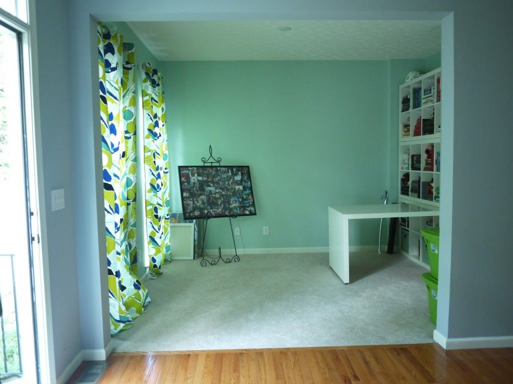 """Glidden Paint in """"Soft Mint Green""""--Avery's room color ..."""