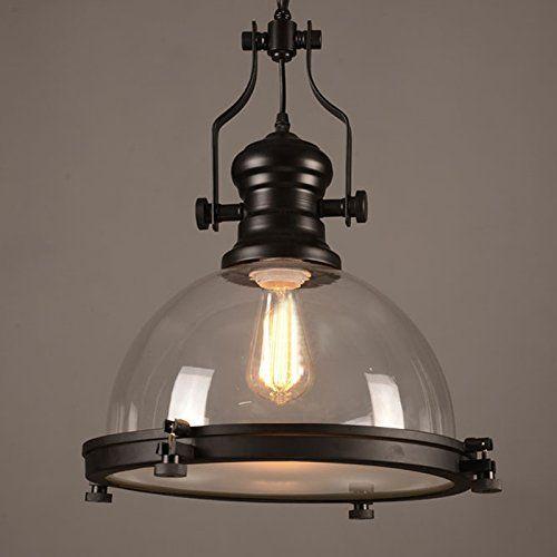 Industrial Nautical Transparent Glass Pendant Light 12 Clear Ceiling Chandelier Bea Nautical Pendant Lighting Rustic Pendant Lighting Hanging Light Fixtures