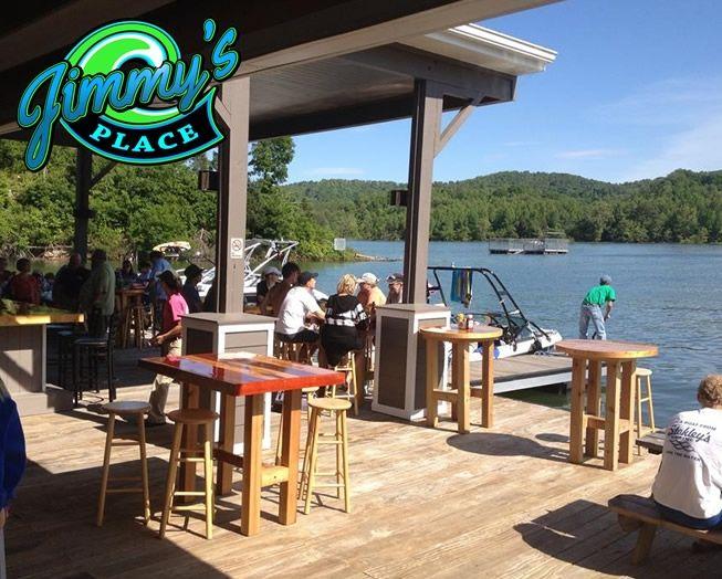 Jimmy S Place At Norris Landing Marina On Norris Lake