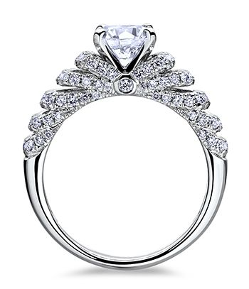Love, Love Love This Designer  Wish He Could Have Afforded It  Maybe For  Our 5 Year? Scott Kay 2013 Engagement Rings   Engagement 101