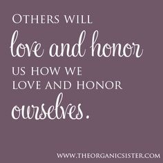 Others will......