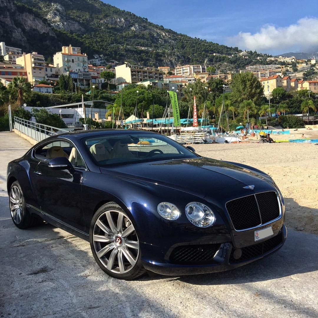 Bentley Continental Gt Image By Lindsay On Ride In Style