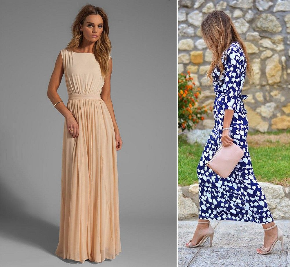 Maxi Dresses For Wedding Guest Abroad Raveitsafe