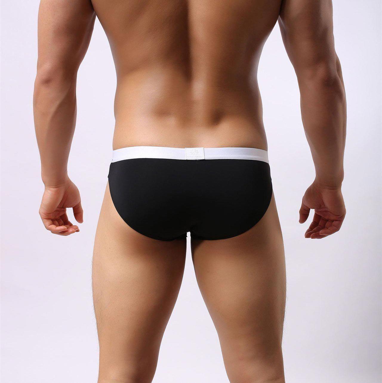 112831c9c5e2 Briefs & Boxers: Briefs Pattern Type: Solid Material: Nylon, Polyester  Fabrics: Nylon 80% and Spandex 20% Briefs: Bikini #howtobeabodybuilder