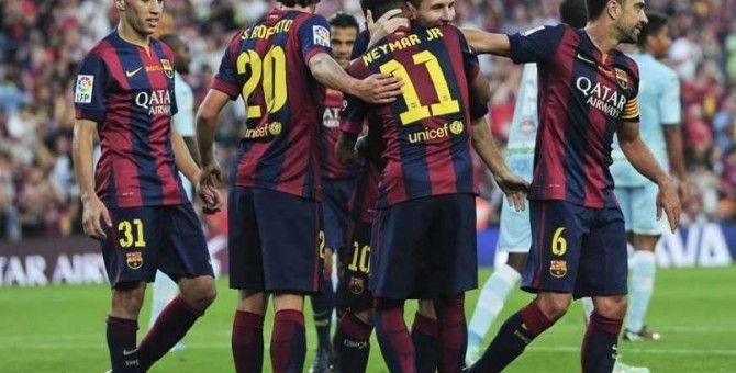 La Liga: Lionel Messi Reaches 400 Goals, Neymar Hits Hat-Trick as Barcelona Beat Granada 6-0