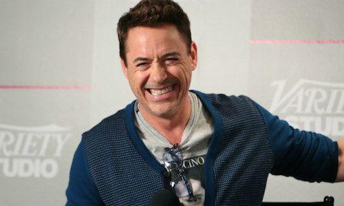 Robert Downey Jr. interviewed for Variety Studio at the Toronto International Film Festival, Sept. 2014.