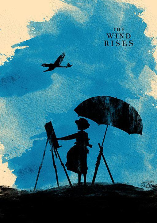 The Complete Hayao Miyazaki Minimalist Poster Collection