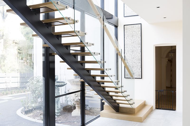 Best Stairs Contemporary Staircase Architecture American 640 x 480