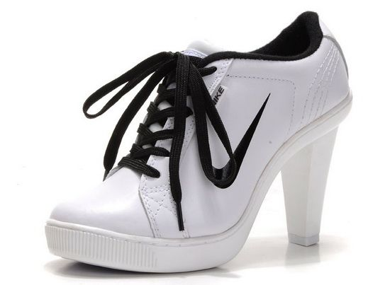 Cheap Factory Price Nike Air Jordan High Heels White Black Clearance Shoes