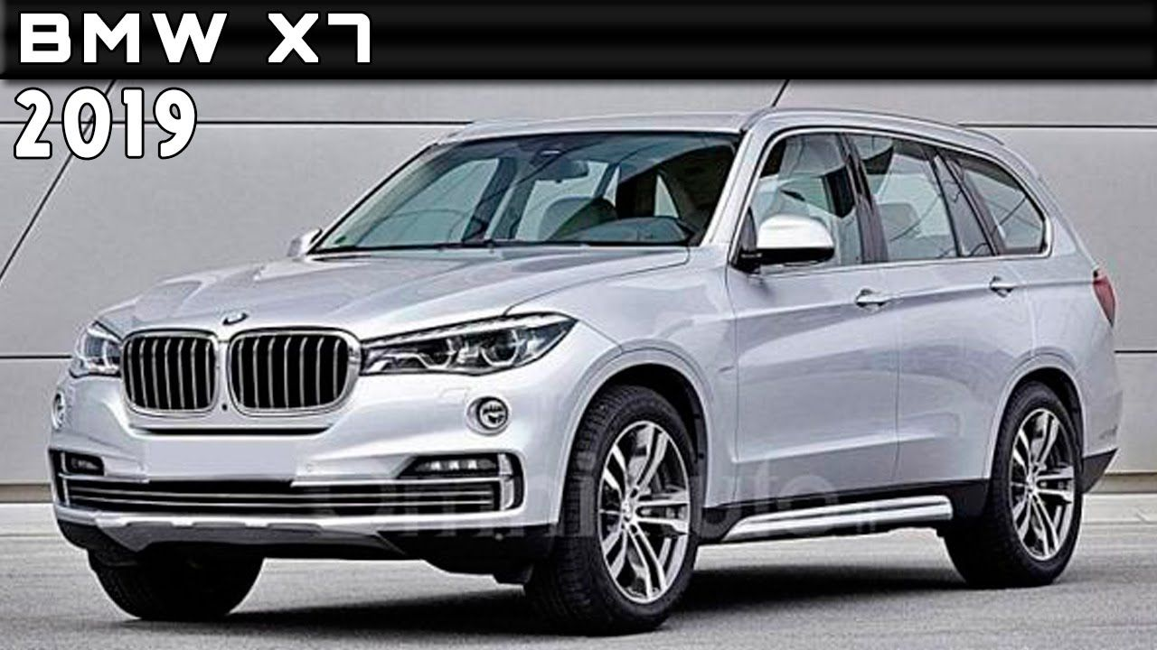 2019 Bmw X7 Suv Release Date And Price Bmw Is Lastly