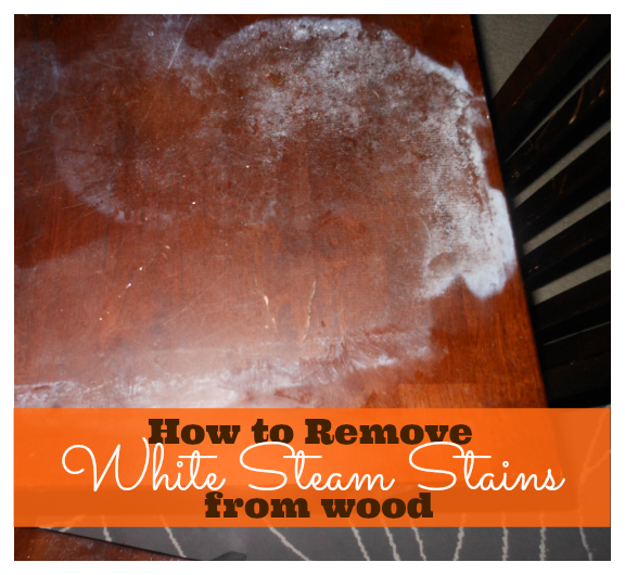 White Marks On Wood Floor From Steam Novocom Top - How To Remove White Spots On Wood Tables