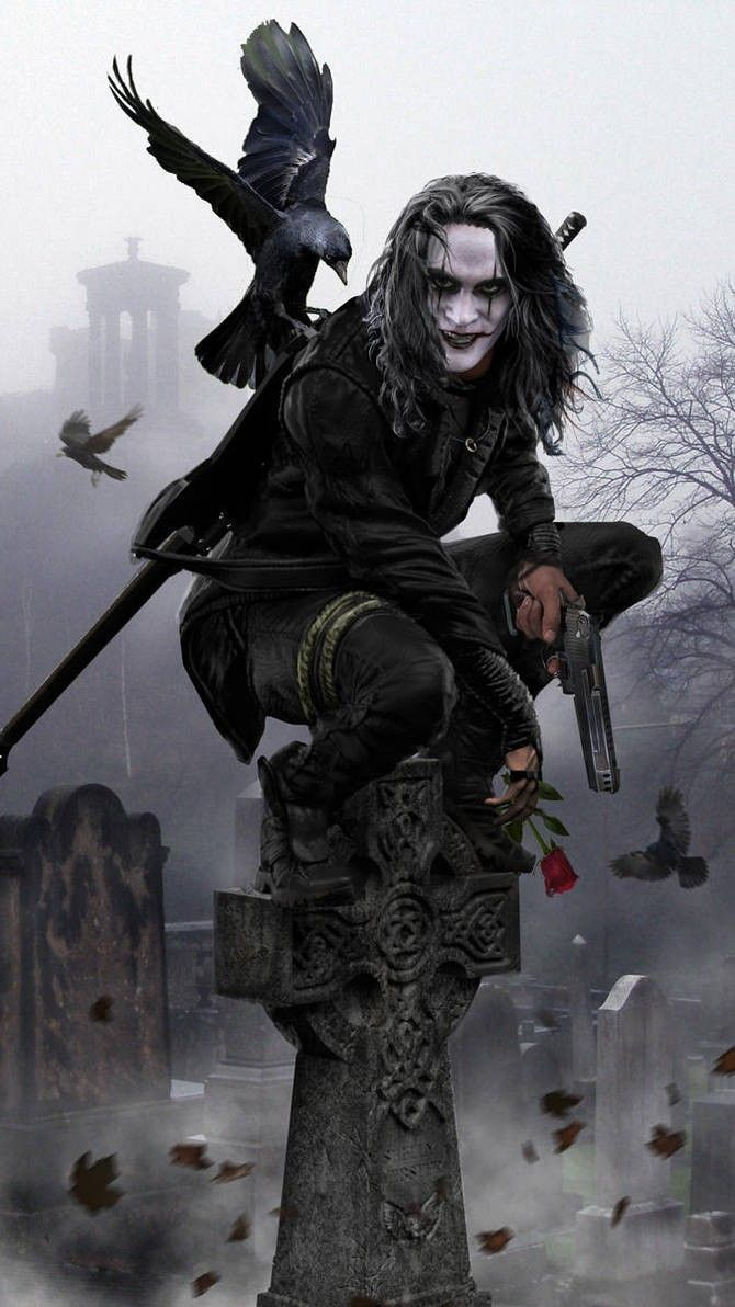 Pin On The Crow