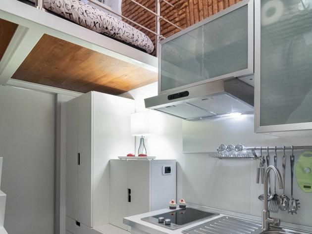 7 tiny house the smallest house in italy is architecturally stunning yahoo