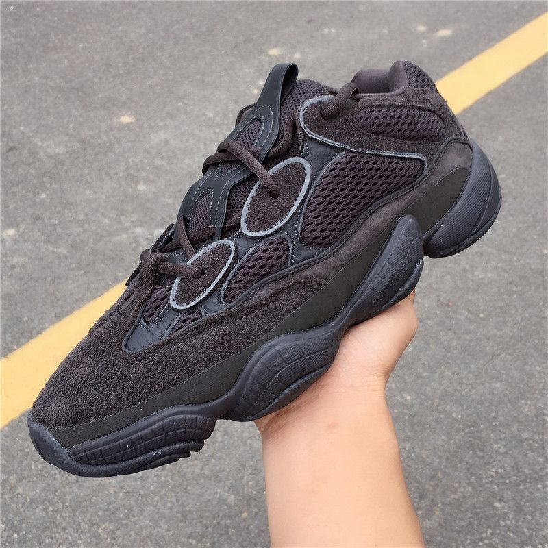 """new style 093e1 24a5b The Most Practical Yeezy Desert Rat 500 """"Utility Black"""" is ..."""