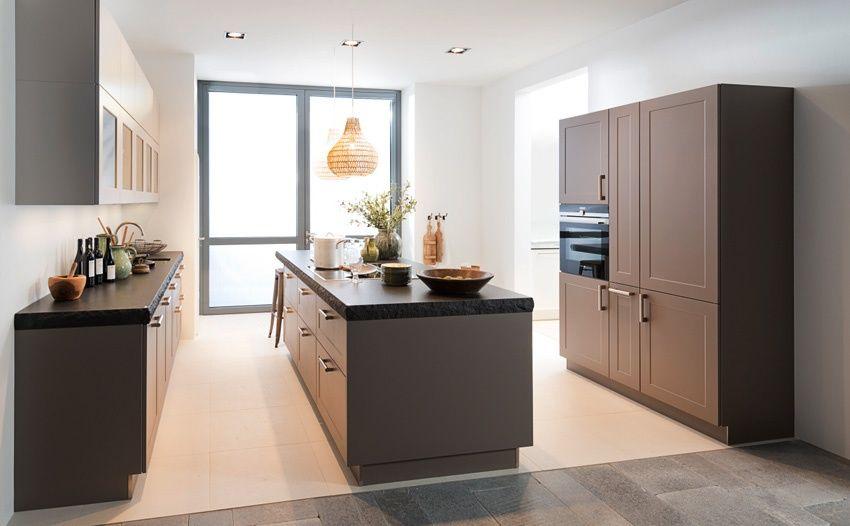 Ela Küchen ~ Frame lack cocinas nolte pinterest