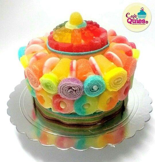 Torta de gomitas