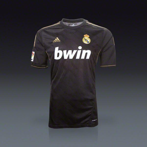 big sale 03402 15f73 adidas Cristiano Ronaldo Real Madrid Away Jersey 11/12 ...