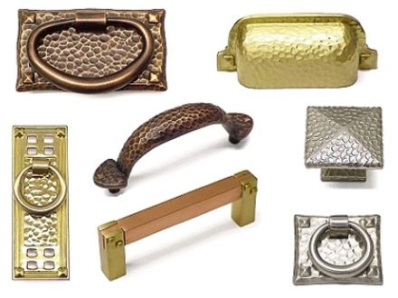 Arts And Crafts Cabinet Hardware