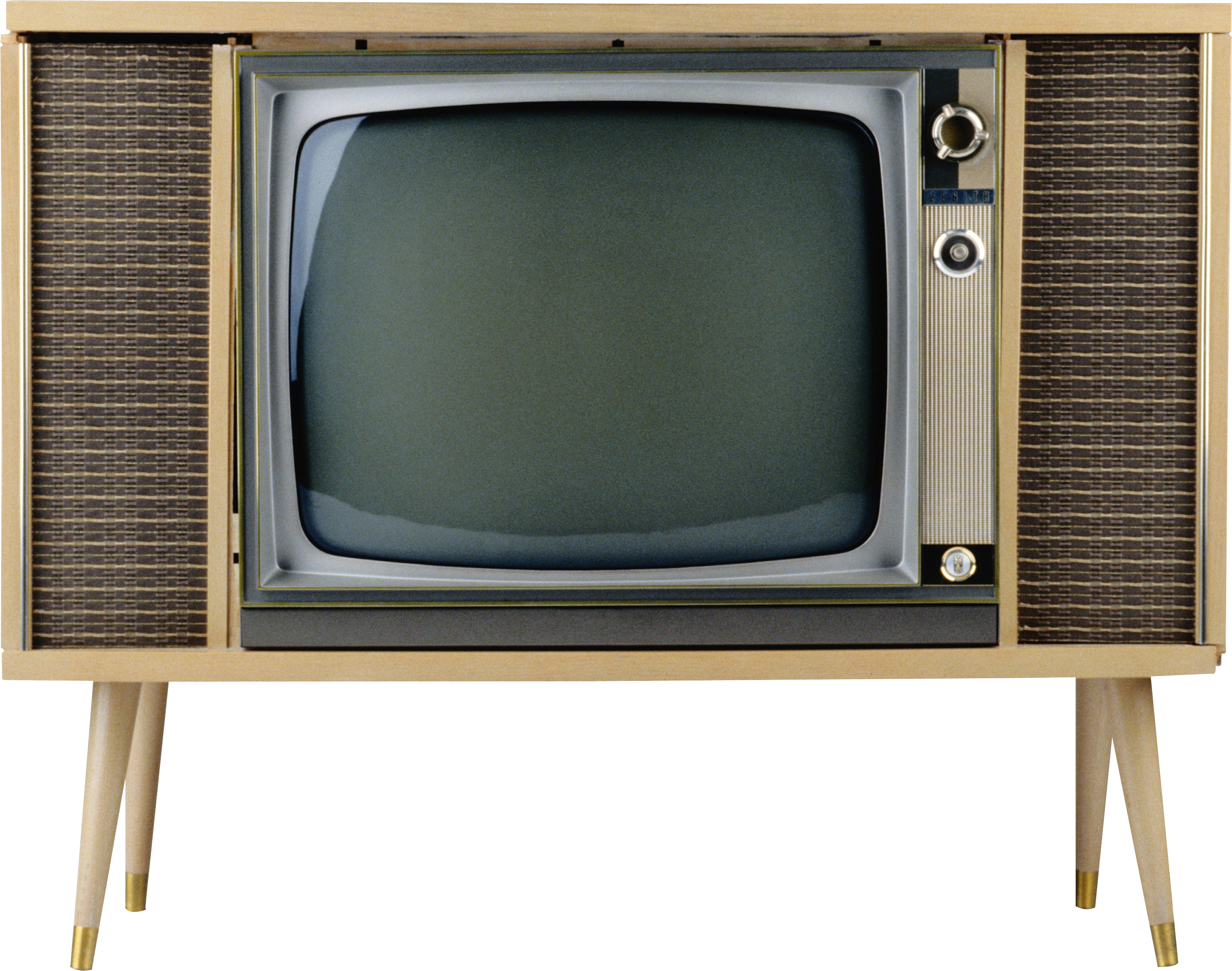 Old Television Png Image