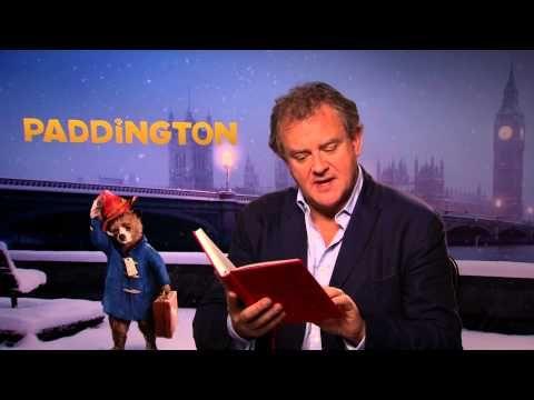 Paddington A Bear Called Paddington Reading Featurettes Hugh Bonne Paddington Hugh Bonneville Paddington Bear