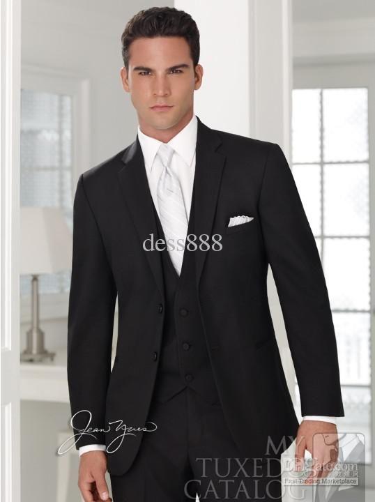 Wholesale Vest Shirt - Buy Groom Tuxedos Best Man Suit Wedding ...