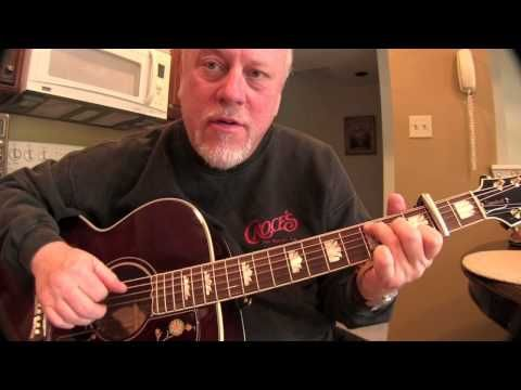 If You Could Read My Mind Gordon Lightfoot Guitar Lesson Youtube