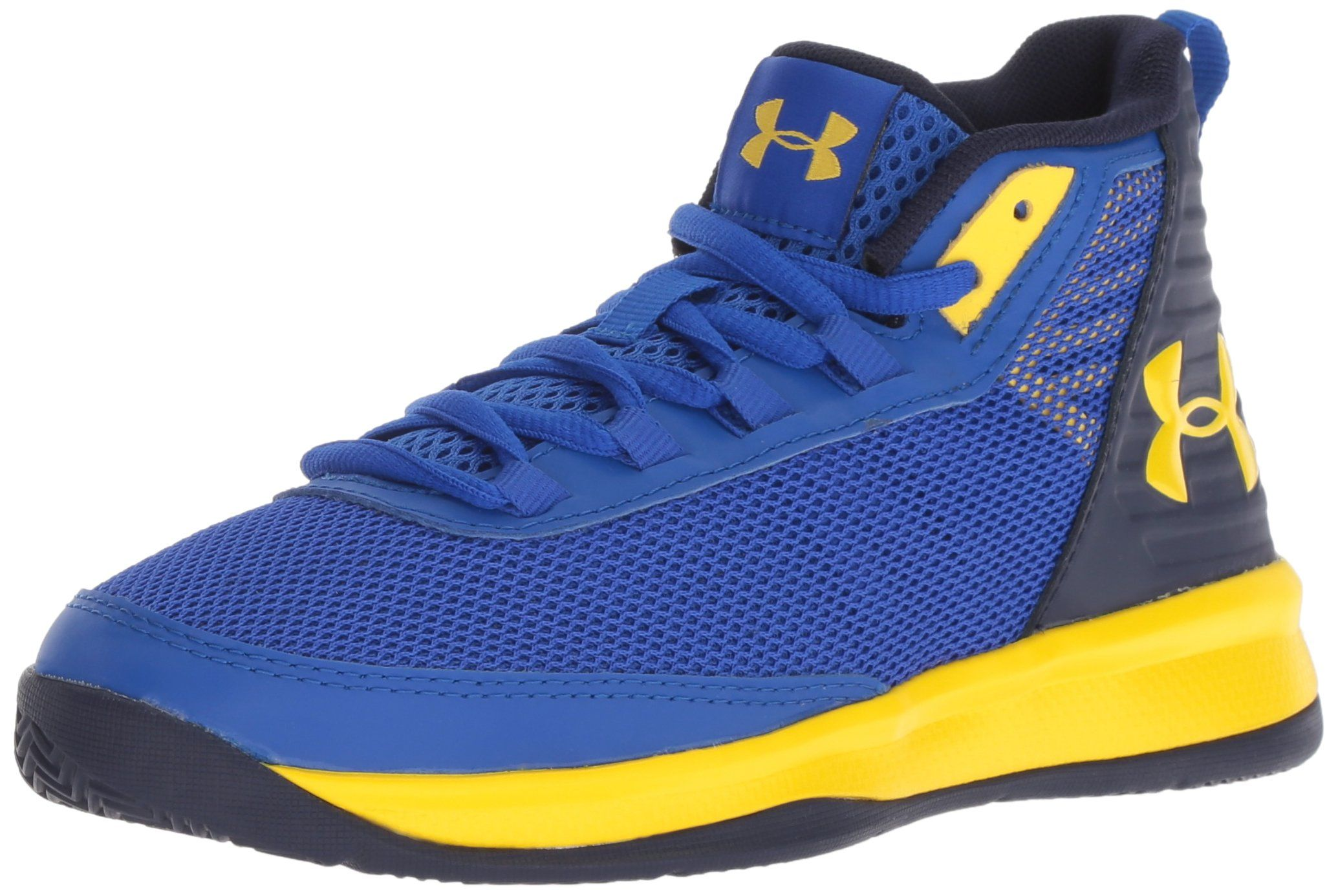 4af22ef3bc63 Under Armour Boys Pre School Jet 2018 Basketball Shoe Team Royal  400 Midnight Navy 3 -- Details can be found by clicking on the  image-affiliate link.