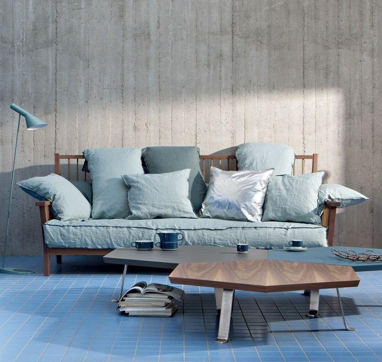 italienische sofas Gervasoni italienische designermöbel holz