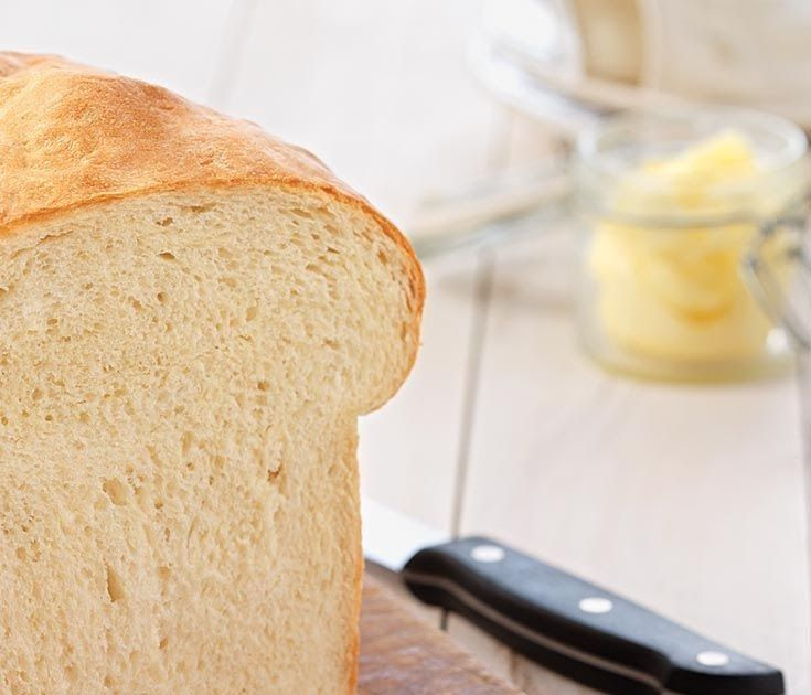 King Arthur's Classic White Sandwich Bread Recipe FULL ...