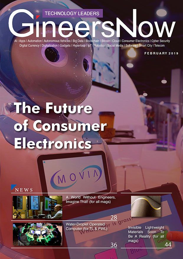 The Future of Consumer Electronics and Technology