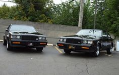 1987 Buick Regal Gnx And 1987 Buick Regal Grand National Buick Grand National Cool Car Pictures 1987 Buick Grand National