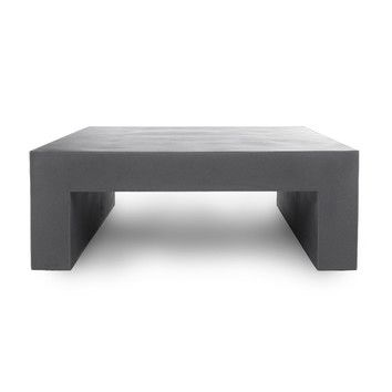 "Heller Massimo Vignelli Coffee Table - 48"" square - $1100 from Allmodern.com"