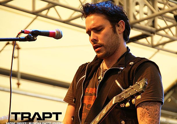 from Apollo trapt gay