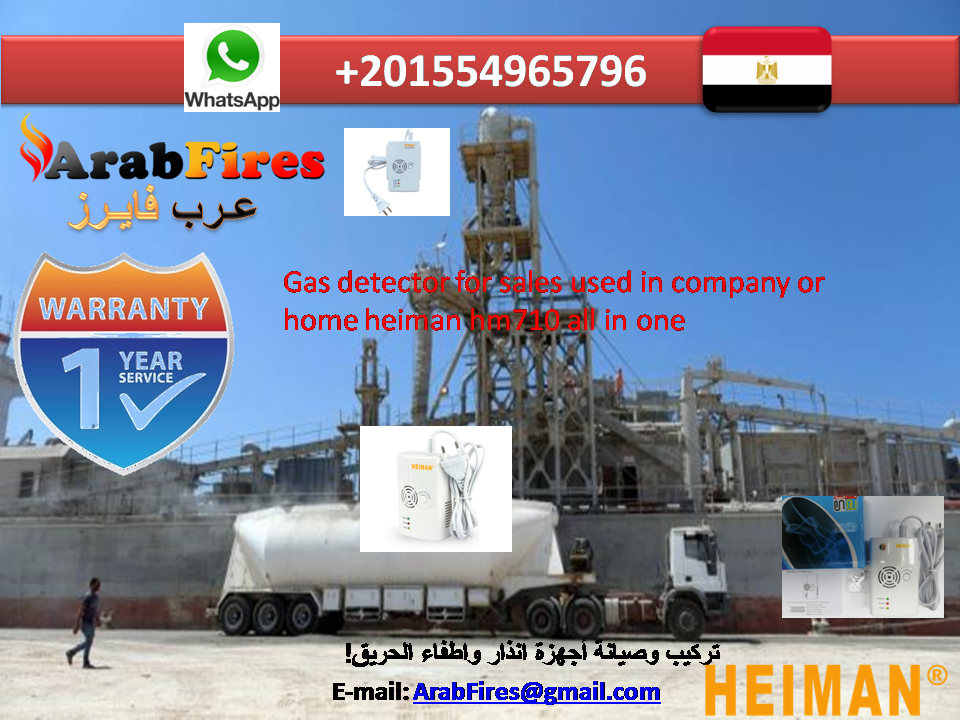 Gas Detector For Sales Used In Company Or Home Heiman Hm710 All In One Gas Detector Detector Gas