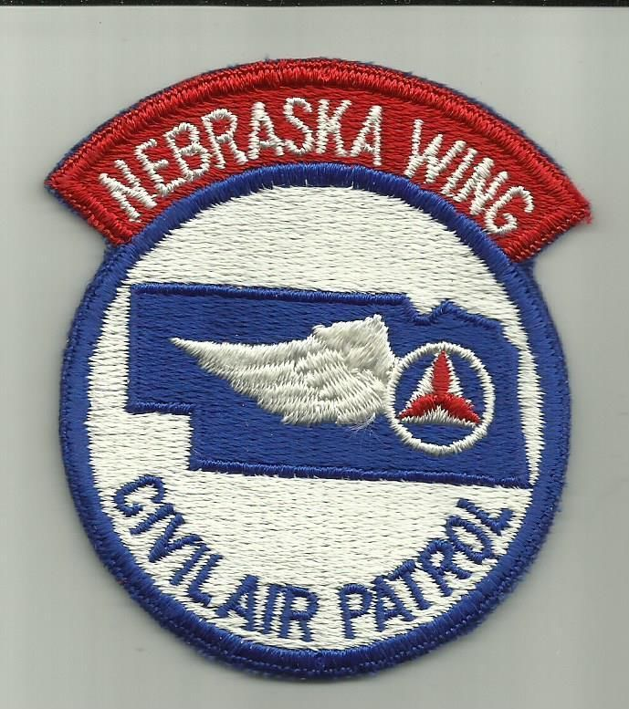 Nebraska Wing Civil air patrol, Civilization, Military logo