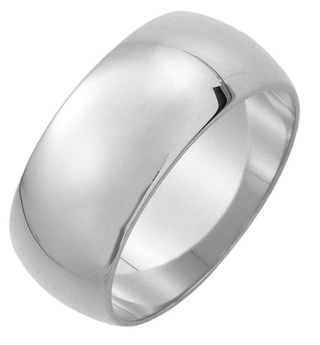 Product Detail By Weddingbands Com Silver Wedding Bands Plain Wedding Band Wide Wedding Bands