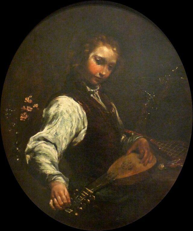 Giuseppe Maria Crespi (14 de marzo de 1665 – 16 de julio de 1747), apodado Lo Spagnuolo («El Español»)