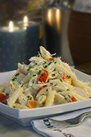 Envy™ Apple Pasta with Blue Cheese Sauce // Envy™