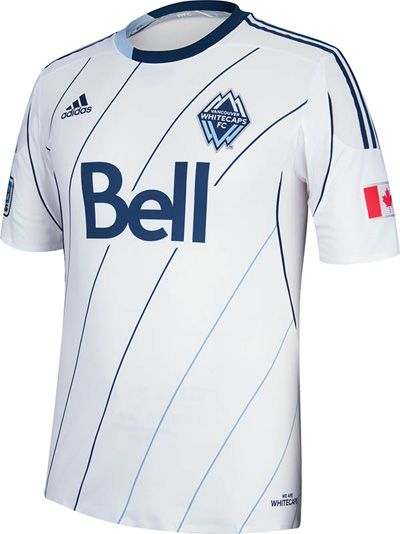 404d80914 Jersey Week  Vancouver Whitecaps new home kit has more of a whitecaps feel