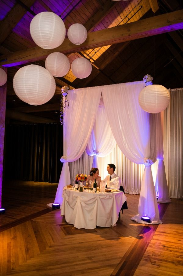 Bride And Groom Wedding Table Ideas bride and grooms family tables 15 Wedding Arch Ideas Chuppah Canopy Used As Bride Groom Sweetheart Table