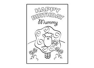 ChildrenS Birthday Card  For A Mum Visit IchildCoUk For Lots