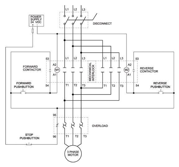 phase motor control circuit diagram zen diagram, wiring