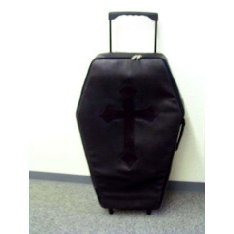 Romantic Coffin Project Bag